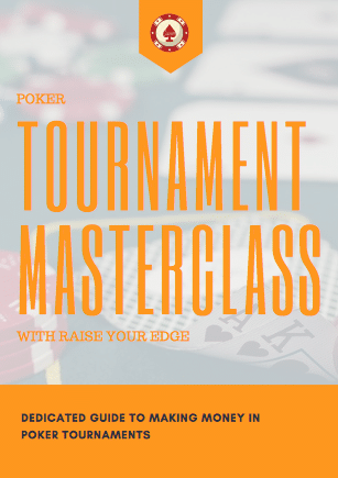The tournament masterclass for Poker tournaments