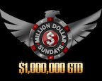 Sunday Million Dollar Americas Cardroom